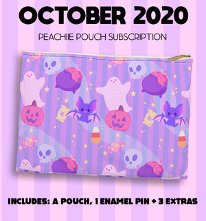 Peachiie Pouch Subscription