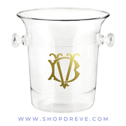 Personalized Acrylic Ice Bucket - Drêve