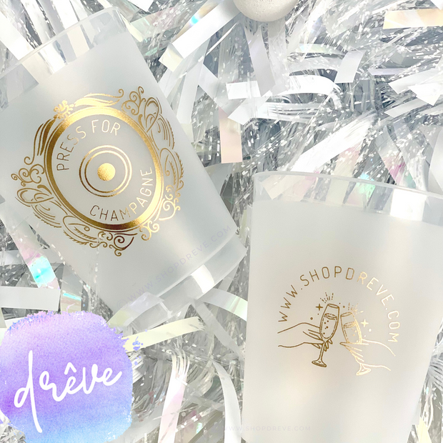 Light Pink Skinny Metal Tumbler - Drêve