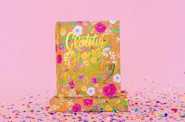 Gratitude Changes Everything Journal