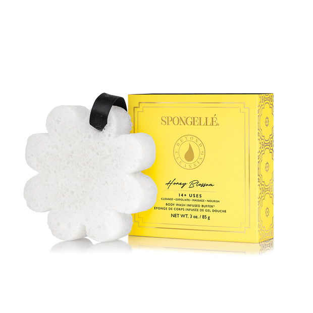 Honey Blossom Body Wash Infused Buffer