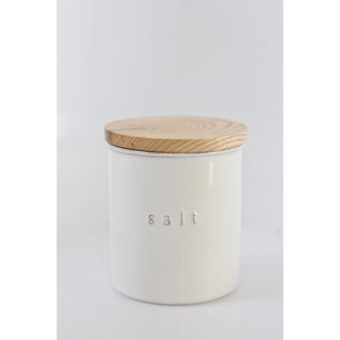 Simple Salt Canister
