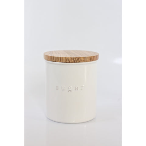 Simple Sugar Canister
