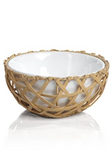Bamboo Condiment Bowl