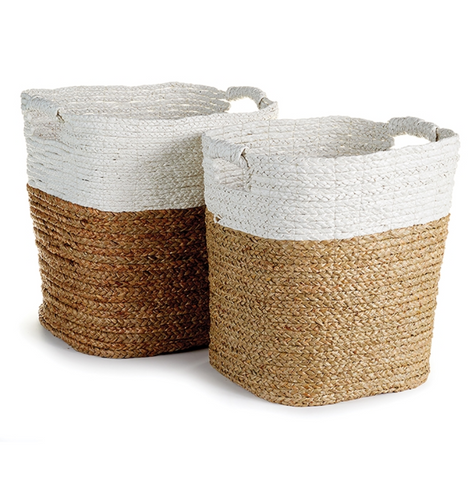 Woven Rectangle Basket
