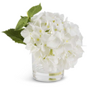 Real Touch Hydrangea Vase