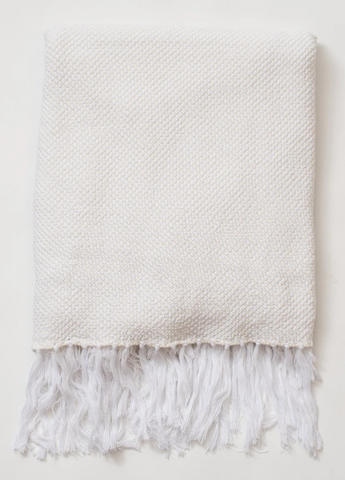 Essential Knit Throw