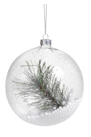 Ornament with Pine Needle