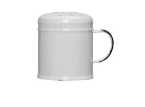 Enameled Metal Kitchen Shaker