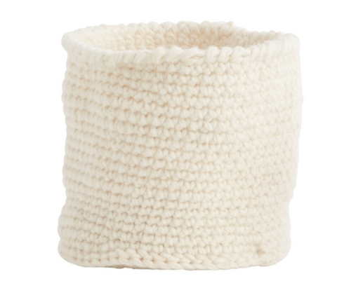 Knit Pot Cover