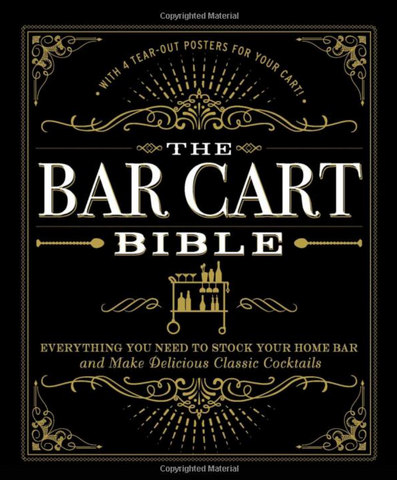 Bar Cart Bible