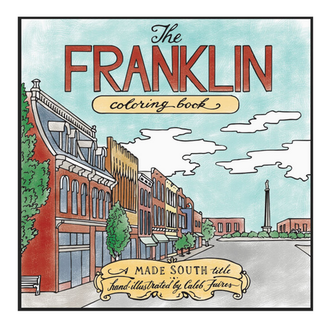 Franklin Coloring Book