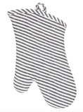Striped Oven Mitt