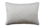 Alabaster Textured Pillow