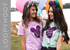Best Day Ever Balloon Shirt in Lilac