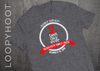 Personalized Roping Cruise Shirt in Gray