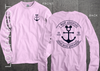 Great Wide Somewhere Mouse Anchor Cruise Shirt in Pink