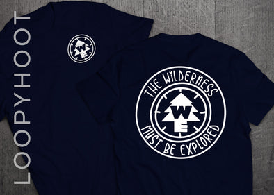 Wilderness Explorer Shirt in Navy