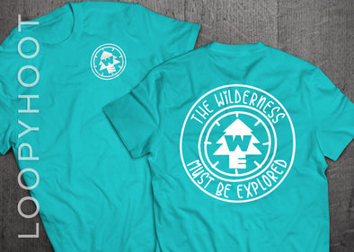 Wilderness Explorer Shirt in Teal