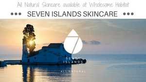 We are pleased to tell you all about the up and coming skin care line we are honoured to work with - Seven Islands Skincare is now available on our online store