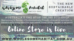 Australia's One Stop Eco Shop has officially gone live and is taking orders!