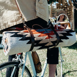 Aztec Hand Woven Camp and Picnic Rug - Wholesome Habitat