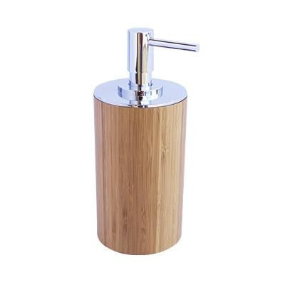 Bamboo Soap Dispenser - Wholesome Habitat