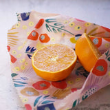 Beeswax Food Wraps - Lunch Box 2 Pack - Wholesome Habitat