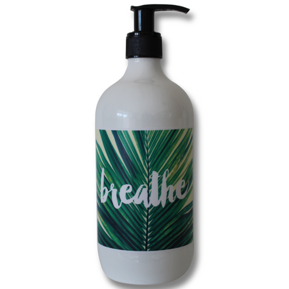 Breathe - Organic Hand and Body Wash - Wholesome Habitat