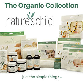 Certified Organic Natures Child Complete Baby Collection - Wholesome Habitat