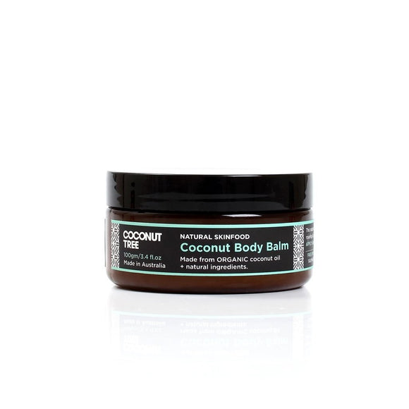Coconut Body Balm - Wholesome Habitat