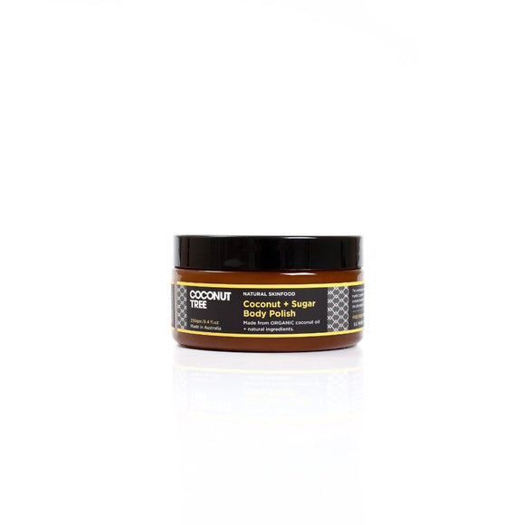 Coconut and Sugar Body Polish - Wholesome Habitat