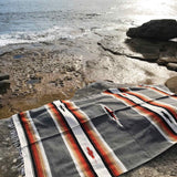 Gypsy Hand Woven Camp Rug and Picnic Rug - Wholesome Habitat