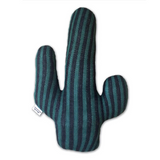 Knitted Cactus Cushion - Striped (Large) - Wholesome Habitat