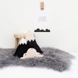 Knitted Cloud Cushion - Off-White (Small) - Wholesome Habitat