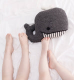 Knitted Whale Creature - Wholesome Habitat