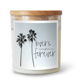 Lovers Forever - Natural Pure Soy Wax Candle - Wholesome Habitat