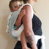 Lion & Lamb Kids Ochre Snap Baby Carrier - MOSS - Wholesome Habitat