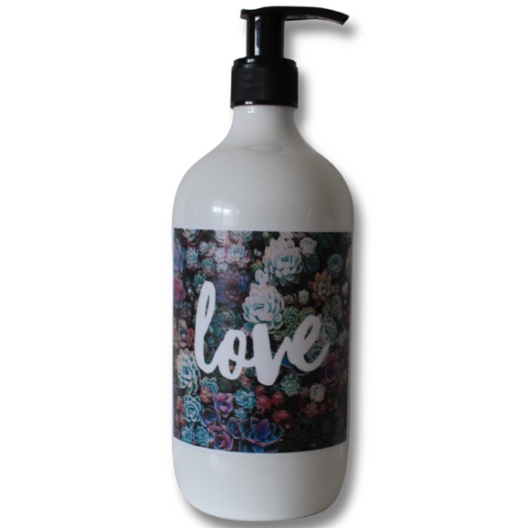Love - Organic Hand and Body Wash - Wholesome Habitat