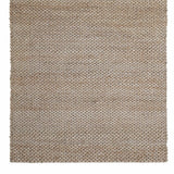 Natural Desert Handwoven Jute Rug - Wholesome Habitat