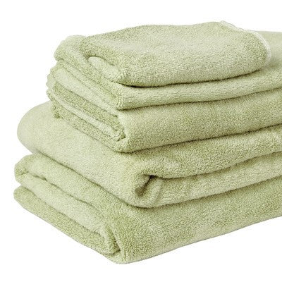 100% Organic Bamboo Bath Towel - Lichen - Wholesome Habitat