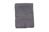 Organic Cotton Charcoal Sheet Set - Single - Wholesome Habitat