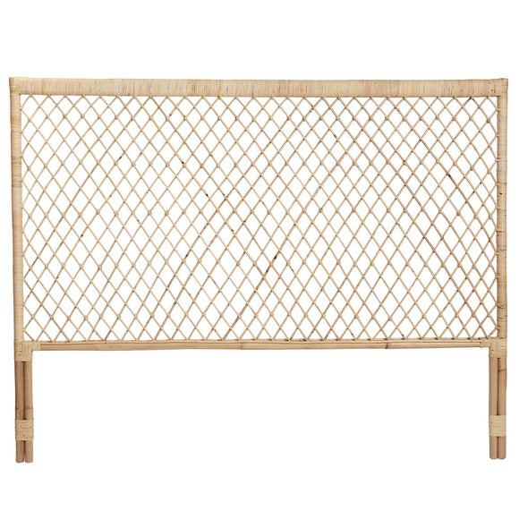 Palm Springs Lattice Bedhead - 2 Sizes - Wholesome Habitat