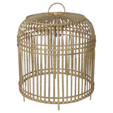 Palm Springs Rattan Pendant - Wholesome Habitat