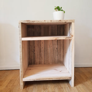 Recycled - Recycled Timber Side Table