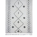 Sabina Hand Knotted Moraccan Style Rug - Wholesome Habitat