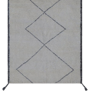 Sachi Hand Knotted Moraccan Style Rug