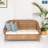 Malawi Cane Classic 3 seater - Wholesome Habitat