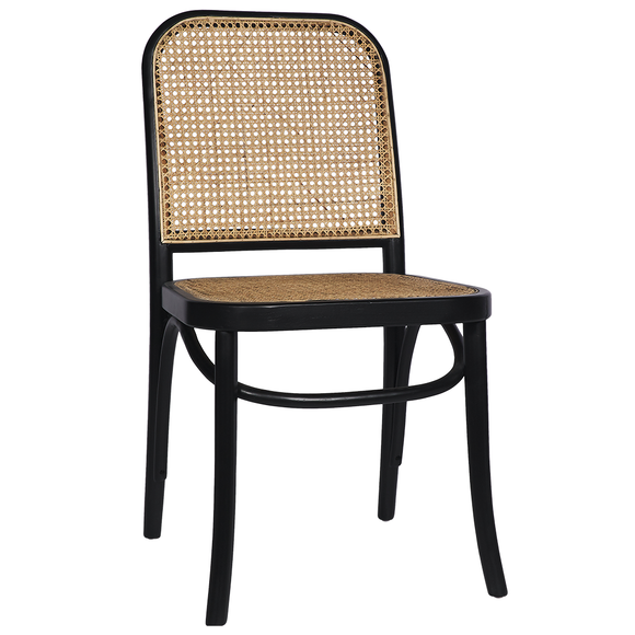 Selby Dining Chair Black