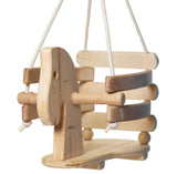 Wooden Horse Swing - Wholesome Habitat